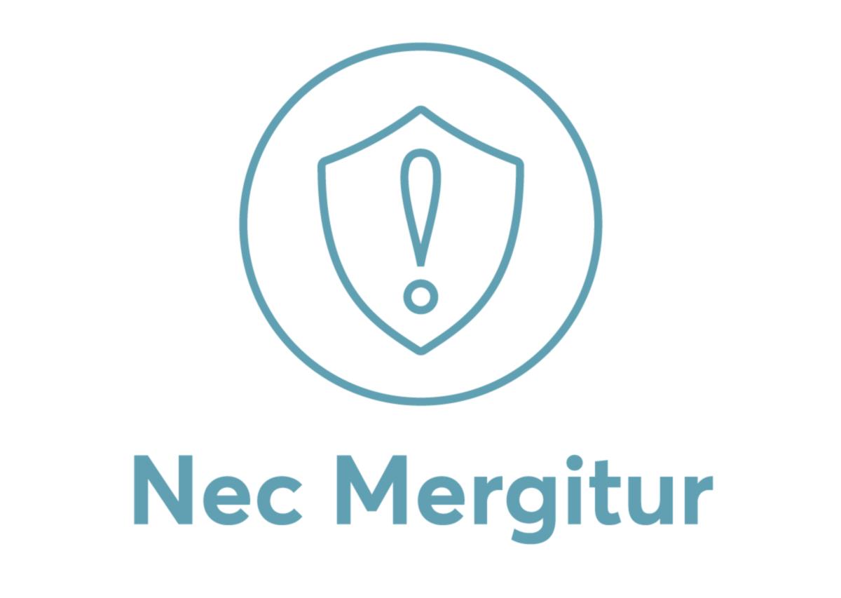 Logo Nec Mergitur