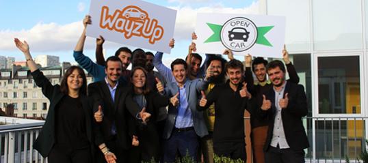WayzUp team